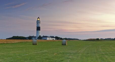 Germany, North Frisia, Sylt, Kampen lighthouse - GFF01082