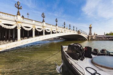 France, Paris, Pont Alexandre III - WDF04731