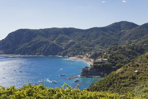 Italy, Liguria, Cinque Terre, Monterosso al Mare - GWF05585