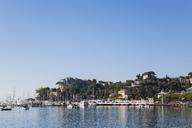 Italy, Liguria, Riviera di Levante, Golfo del Tigullio, Rapallo, harbour - GWF05591