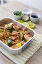 Shrimps in baking dish - GIOF03980