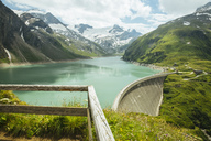 Germany, Salzburg State, Zell am See District, Mooserboden dam - AIF00519
