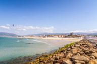 Spain, Andalucia, Tarifa, kite surfer - SMAF01073