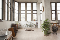 Apartment interior with retro style - ISF18315