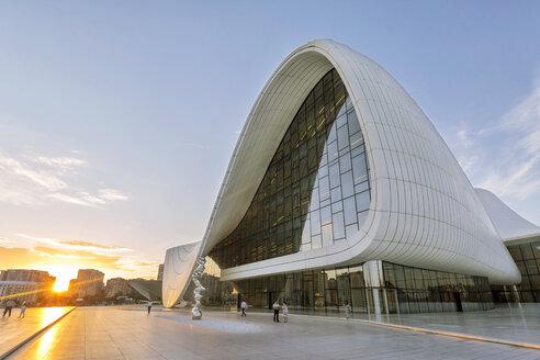Azerbaijan, Baku, Heydar Aliyev Center - FP00181
