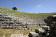Greece, Epirus, Amphitheatre of Dodona - MAMF00168