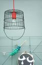 Upcycled metal basket - GISF00353
