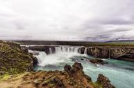 Iceland, Godafoss Waterfall - THAF02204