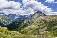 Switzerland, Graubuenden Canton, Livigno Alps - STSF01703