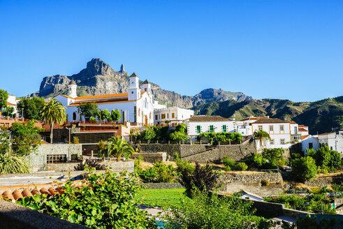 Spain, Canary Islands, Gran Canaria, Tejeda - KIJF01983