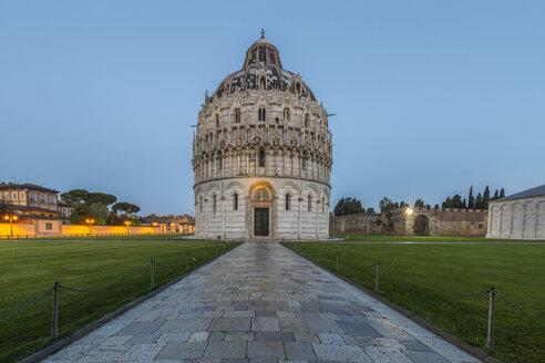 Italy, Pisa, Pisa Baptistery - RPSF00230
