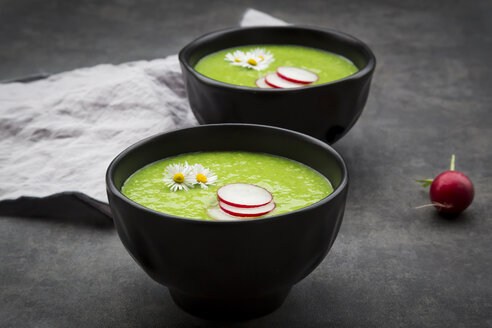 Radish green soup - LVF07361
