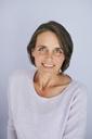 Portrait of smiling mature woman - PNEF00841