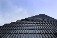 Poland, Poznan, facade of modern office building - FCF01428