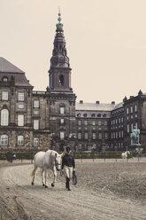 Denmark, Copenhagen, Castle Christiansburg - NG00482