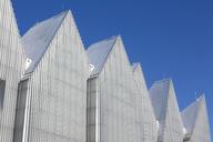Poland, Szczecin, gables of Szczecin Philharmonic - FC01447