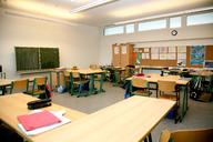 Germany, Hanover, Classroom - KLRF00665