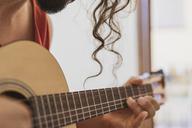 Man playing guitar - AFVF01399