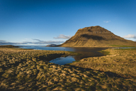 Iceland, Snaefellsnes, Kirkjufell - KEBF00885