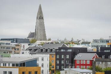 Iceland, Reykjavík, Hallgrímskirkja - KEBF00888