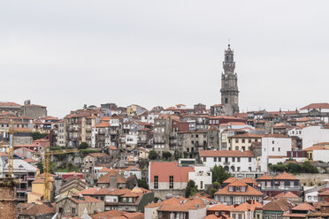 Portugal, Porto, view to the city from Se - CHPF00512