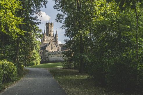 Germany, Lower Saxony, Pattensen, Marienburg Castle - KEB00896
