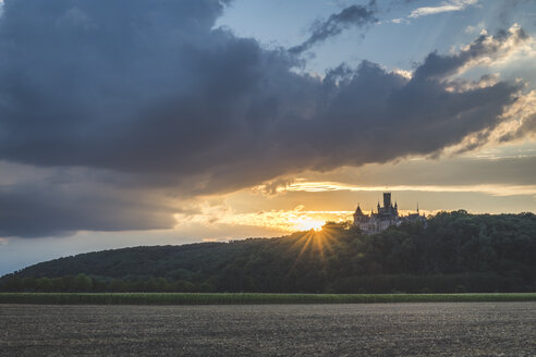 Germany, Lower Saxony, Pattensen, Marienburg Castle - KEBF00899