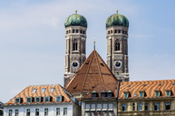 Germany, Bavaria, Munich, City Center, Cathedral of Our Dear Lady - THAF02236