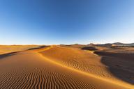 Africa, Namibia, Namib desert, Naukluft National Park, sand dunes - FOF10092
