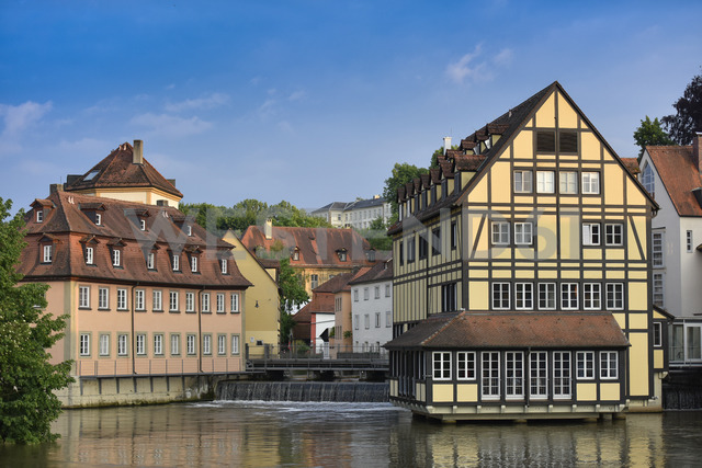 Germany, Upper Franconia, Bamberg, Old town - FDF00239