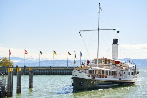 Paddle steamer Hohentwiel - JED00307