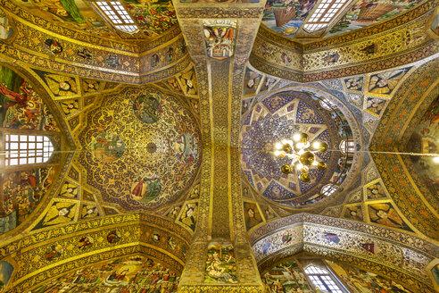 Iran, Isfahan Province, Isfahan, Julfa, Vank Cathedral - FP00194