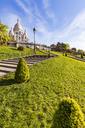 France, Paris, Montmartre, Sacre-Coeur de Montmartre - WDF04790