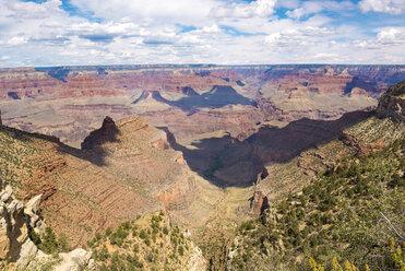 USA, Arizona, Grand Canyon National Park, Grand Canyon, South Rim - GEMF02362