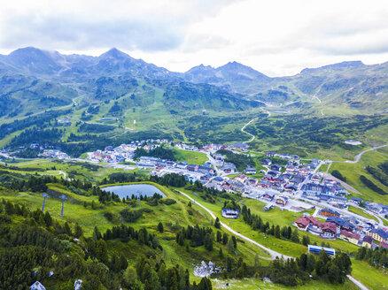 Austria, Salzburg State, Obertauern in summer - JUNF01117