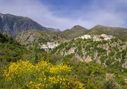 Albania, mountain village Dhermi-Fshat near Himara - SIEF07970