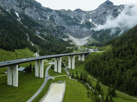 Austria, Salzburg State, Radstadt Tauern, Tauern Road Tunnel - JUNF01127