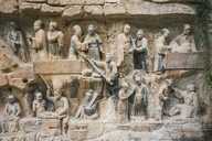 China, Sichuan Province, Dazu Rock Carvings - KKAF01464