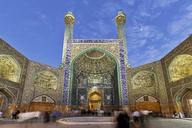 Iran, Isfahan Province, Isfahan, Shah Mosque - FP00205