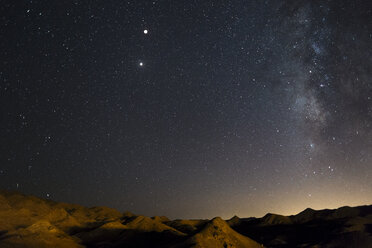 Iran, Yazd Province, Kharanaq, Total Lunar Eclipse - FPF00208