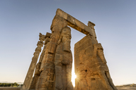 Iran, Shiraz Province, Persepolis, Gate of all Nations - FPF00211