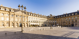 France, Paris, Place Vendome, Hotel Ritz - WD04816