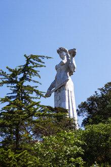 Georgia, Tbilisi, Kartlis Deda monument - WWF04312