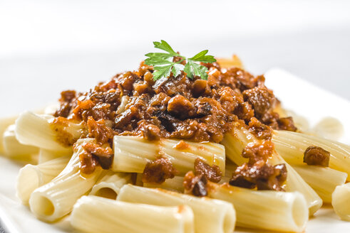 Pasta with meat tomato sauce - RAMAF00115