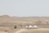 Morocco, tents in the desert - MMAF00504