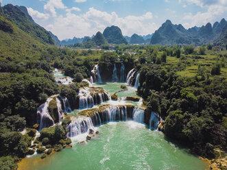 China, Guangxi, Ban Gioc–Detian Falls - KKAF01532