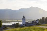 Austria, Salzburg State, Salzkammergut, St. Wolfgang at Lake Wolfgangsee - JUNF01153