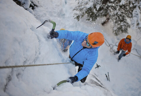 Ice Climbing - AURF03237