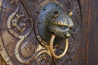 Augsburg Cathedral, Detail, door knocker - SIEF08004