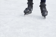 Detail of ice skates - IGGF00549